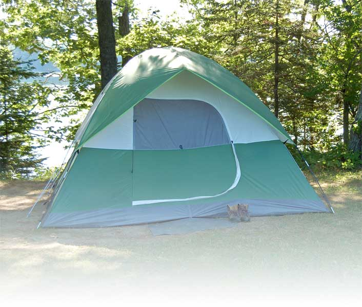 clean campground facilities